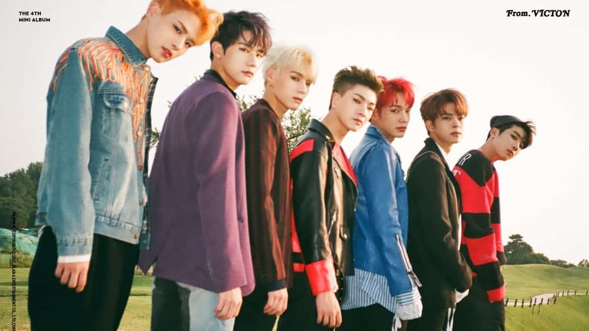 Victon promo picture for From.VICTON