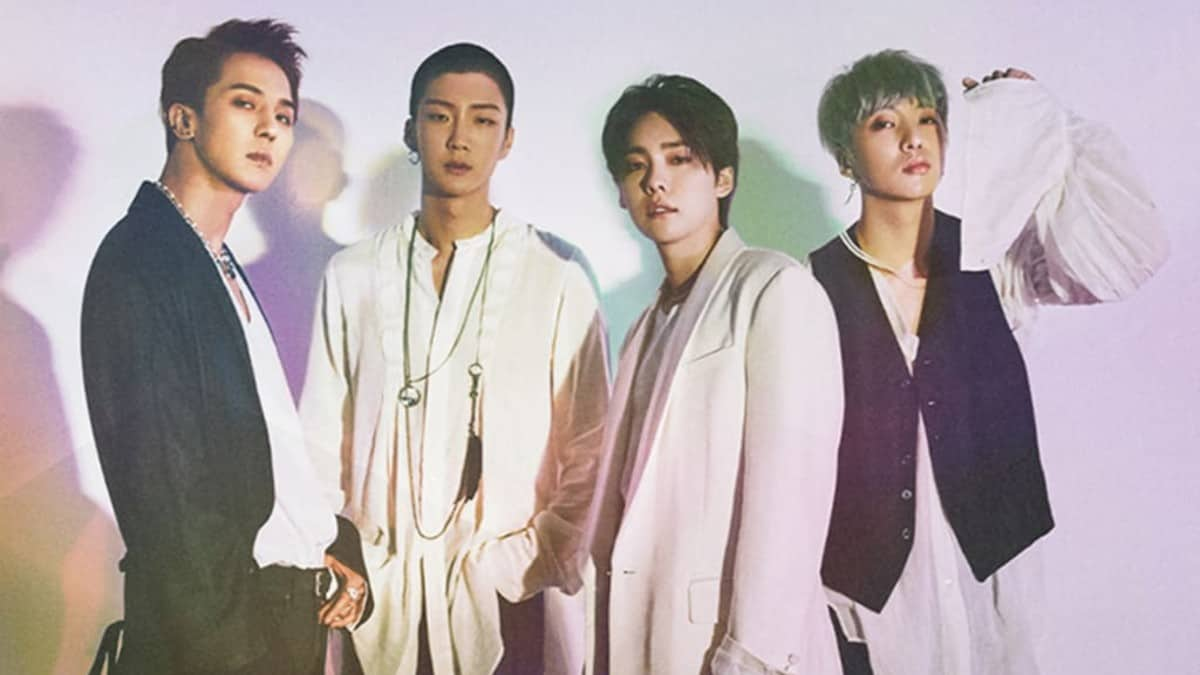 Winner's pre-release picture for Cross