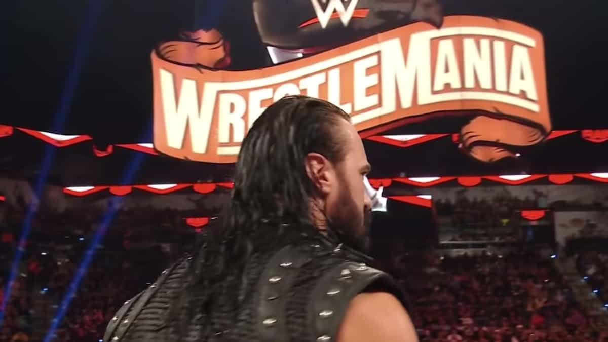 wwe wrestlemania 36 matches