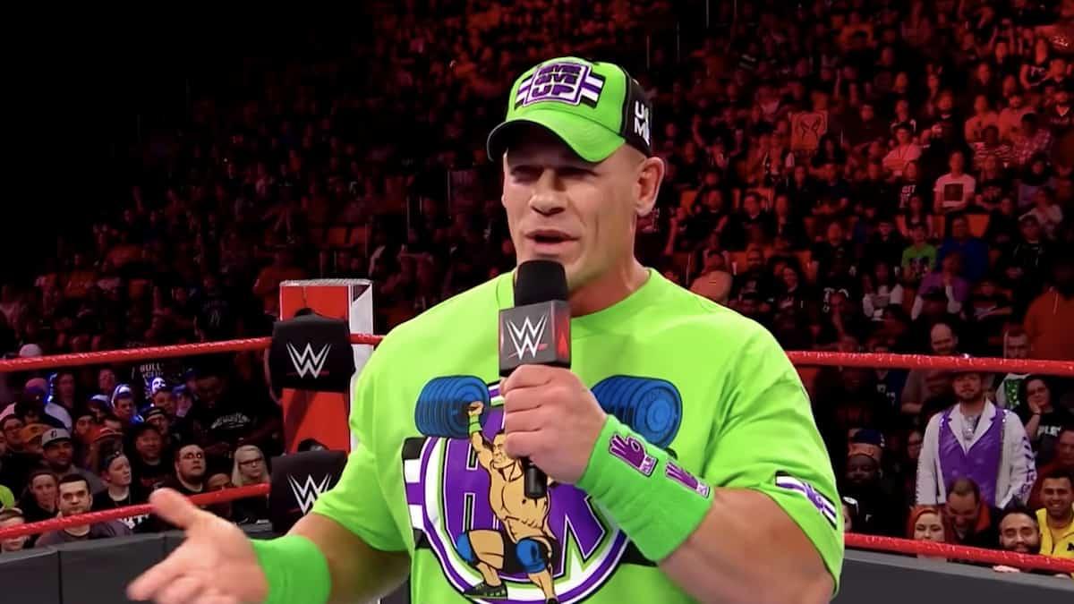 wwe wrestlemania 36 rumors for john cena opponent
