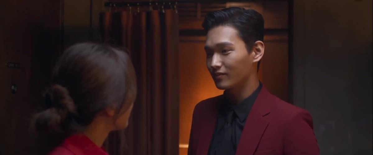 Yoon Nana and Seo Tae-Hyun final conversation