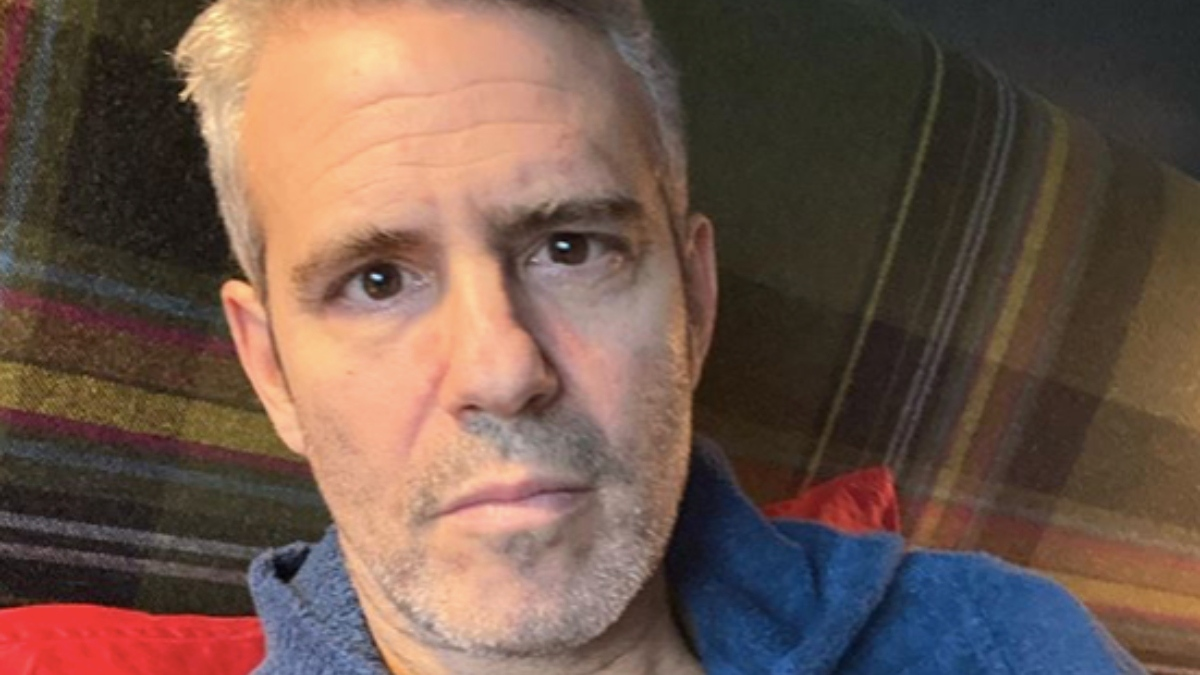 Andy Cohen in his announcement post.