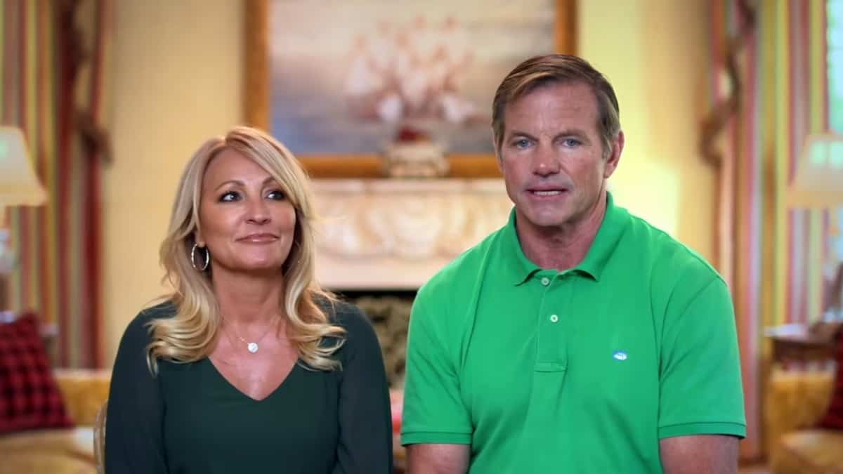 Christi and Billy Busch Sr. in the first episode of Busch Family Brewed