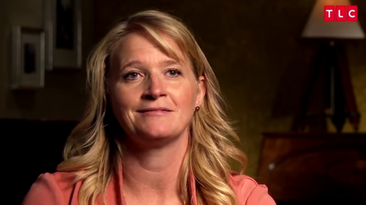 Christine Brown on Sister Wives