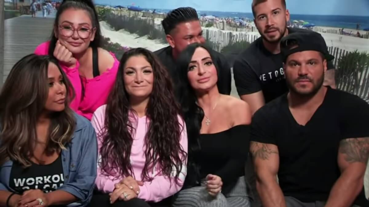 Teams Situation and BDS shortly before the reunite with Mike