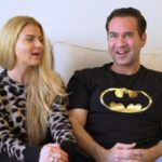 Mike and Lauren on their YouTube Channel