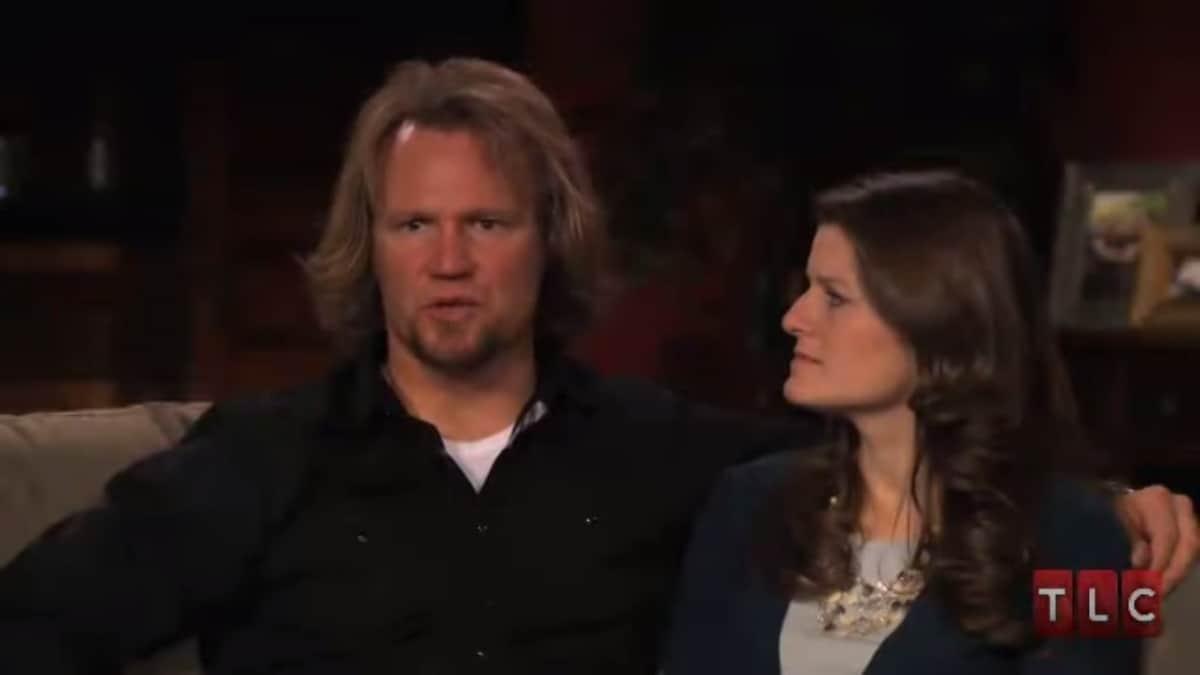 Robyn and Kody Brown, Aurora's parents