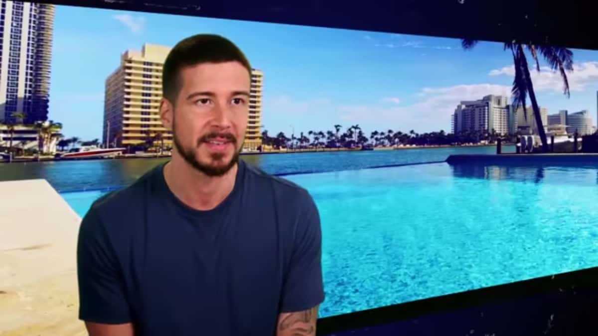 Vinny Guadagnino is a known health nut, so of course he had thoughts on the Coronavirus