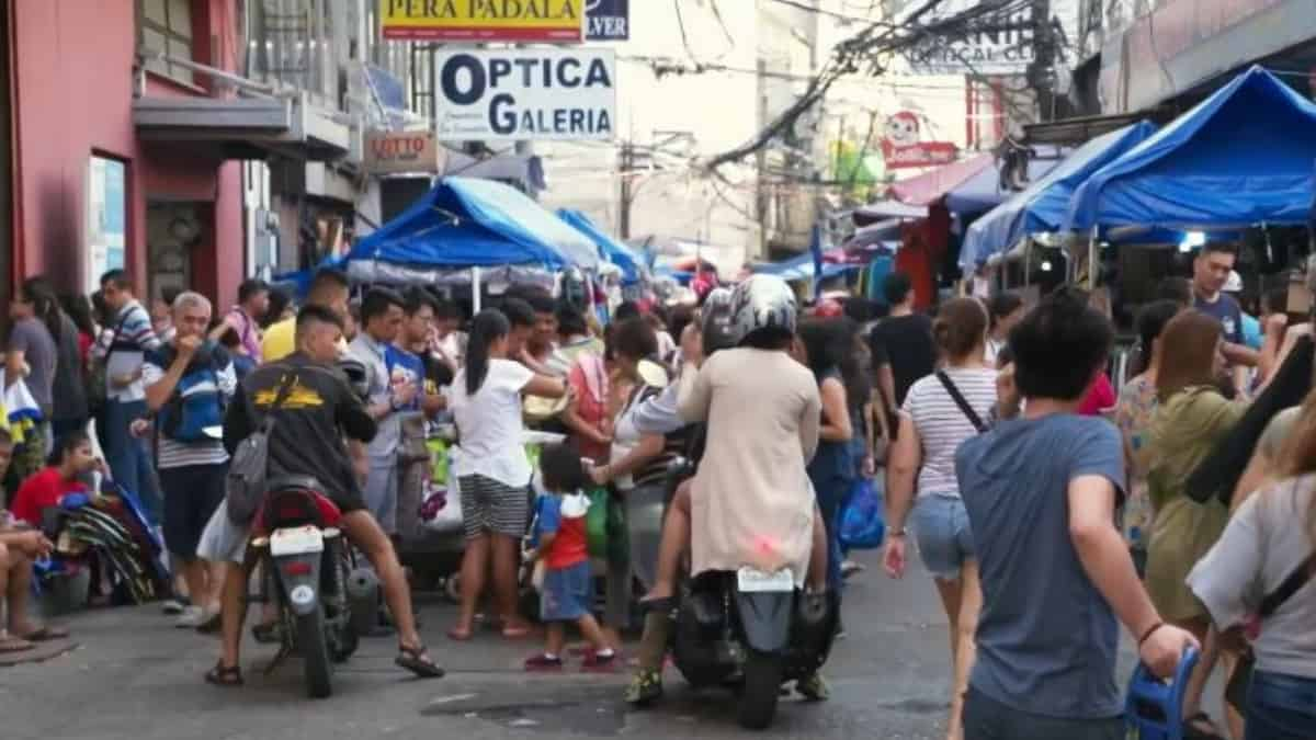 90 Day Fiance: Market in the Phillipines