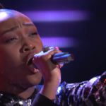 Anaya Cheyenne on The Voice