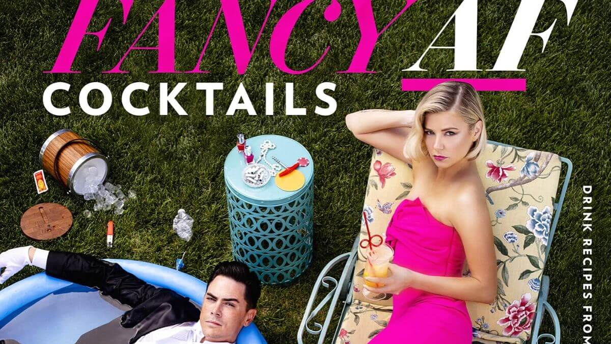 Ariana Madix and Tom Sandoval wrote a cocktail book