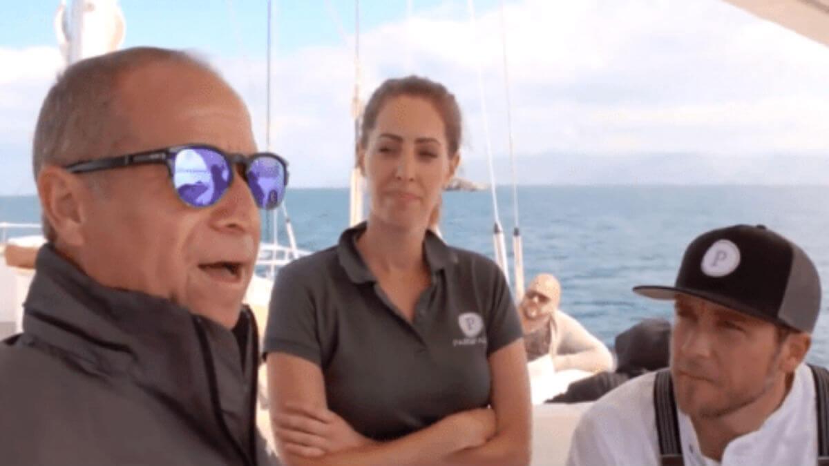 Below Deck Sailing Yacht teaser.