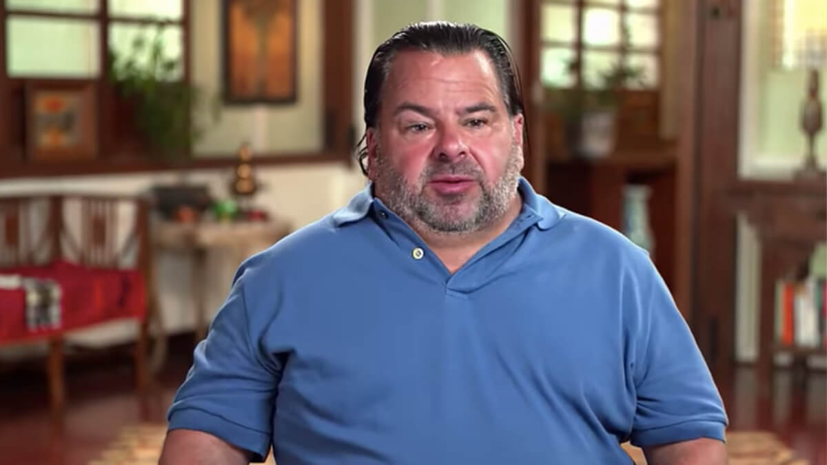 Big Ed on 90 Day Fiance Before the 90 Days