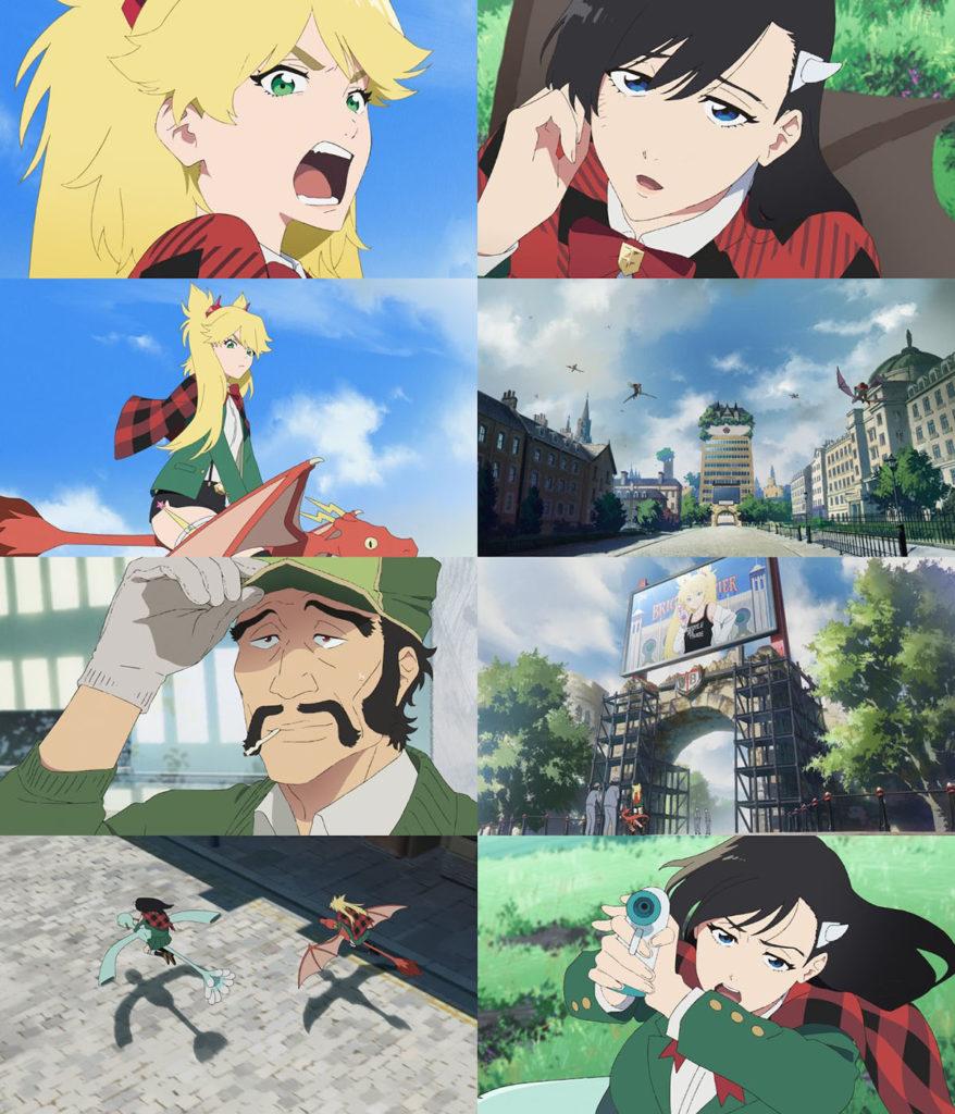 Bleach Burn The Witch Anime Screenshots