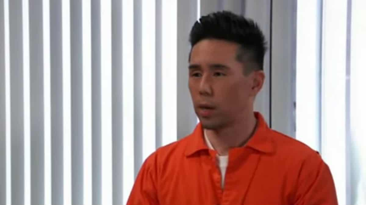 Parry Shen as Brad on General Hospital.