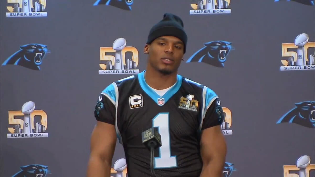 Carolina Panthers QB Cam Newton Could Reportedly Sit Out
