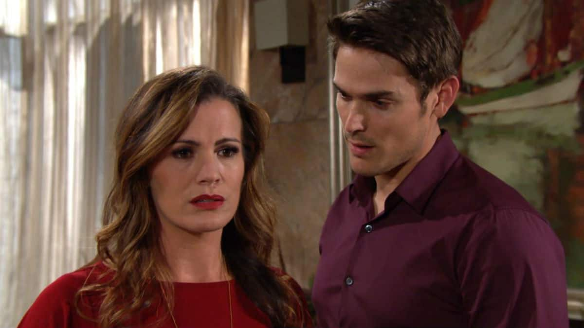 The Young and the Restless spoilers Adam gets Chelseas's support.