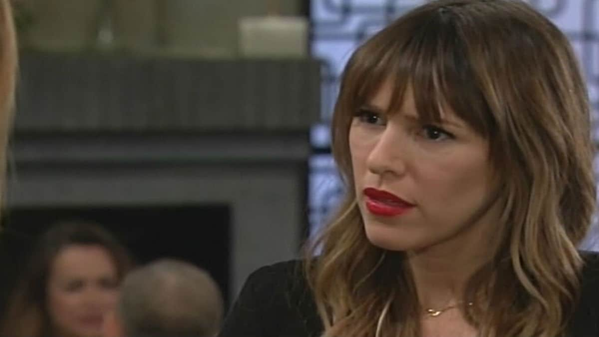 Fans are curious if Chloe is pregnant on The Young and the Restless