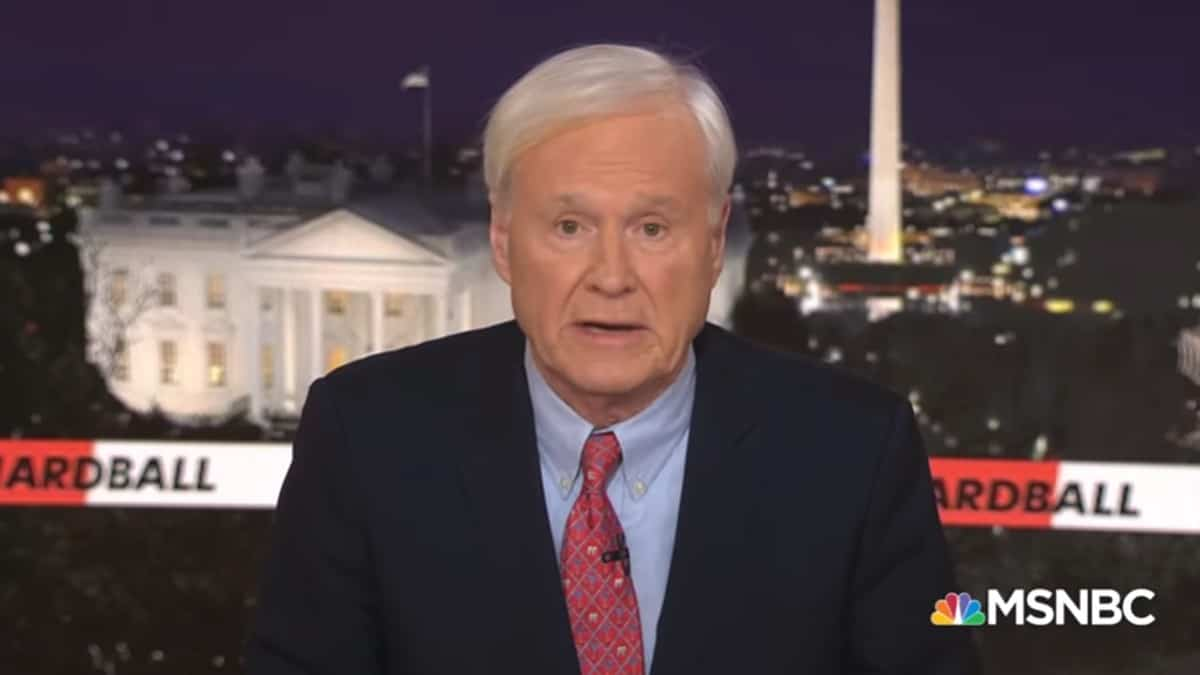 Chris Matthews announces retirement