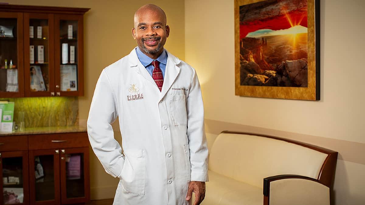 Dr. Peterson Pierre
