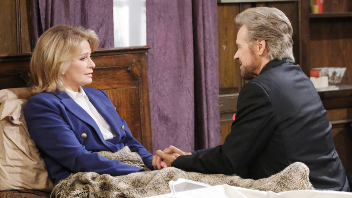 Days of our Lives spoilers tease a wedding in trouble.