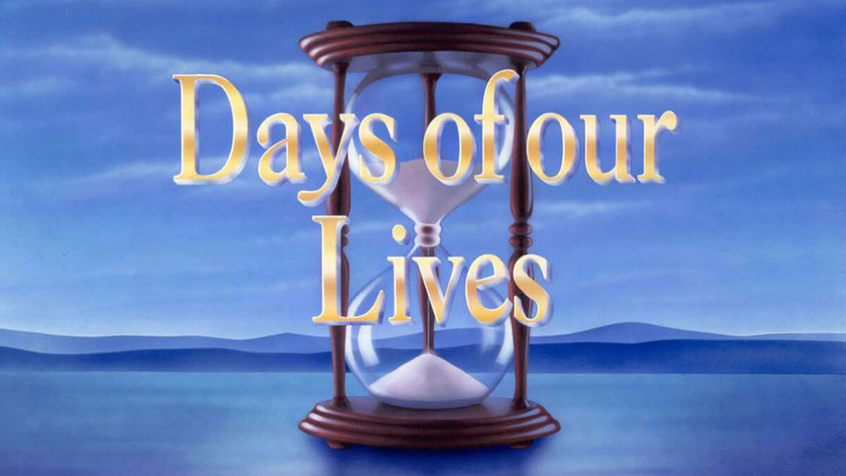 Days of our Lives stops production during health crisis.