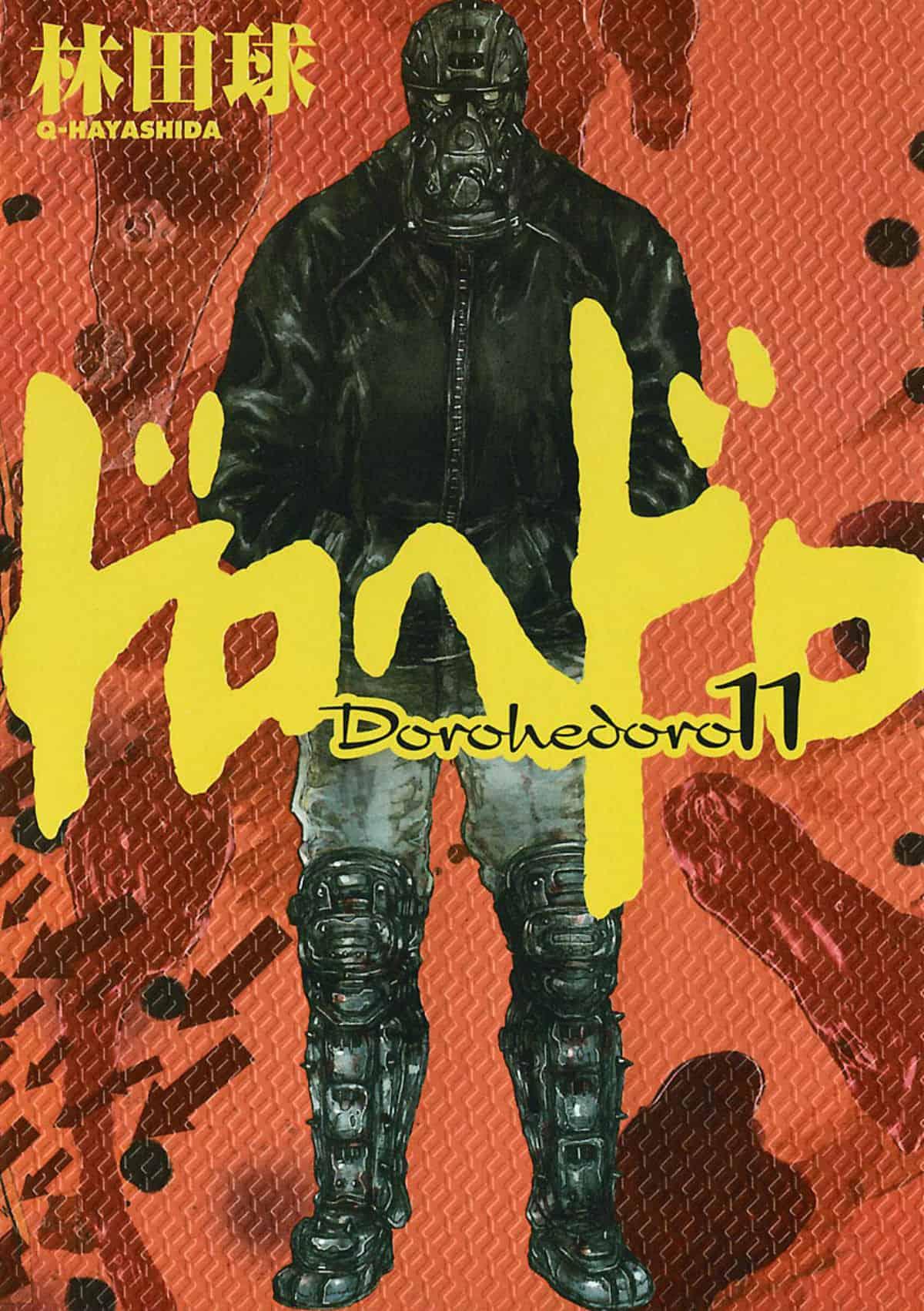 Dorohedoro Manga Volume 11 Cover Art