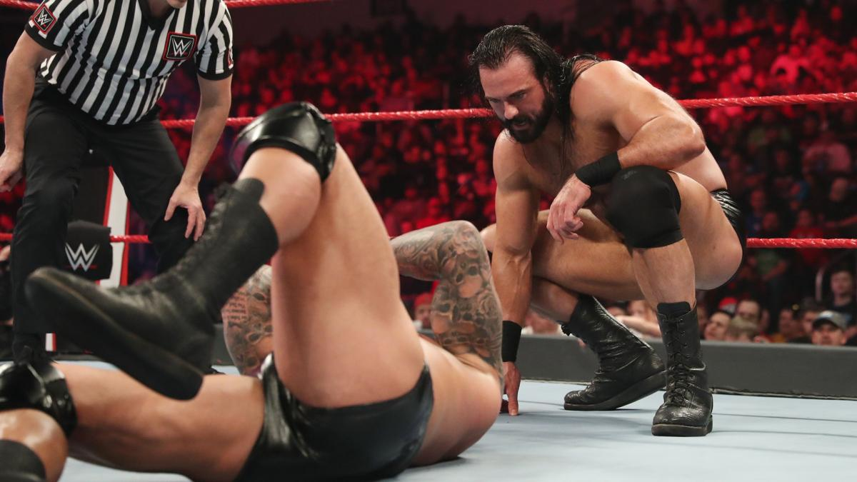 Drew McIntyre talks losing his big moment at WrestleMania 36
