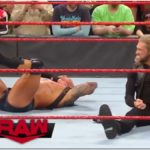 Edge returns on WWE Monday Night Raw, takes out WWE superstar with Con-Chairto