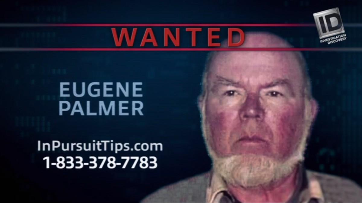 Mugshot of Eugene Palmer