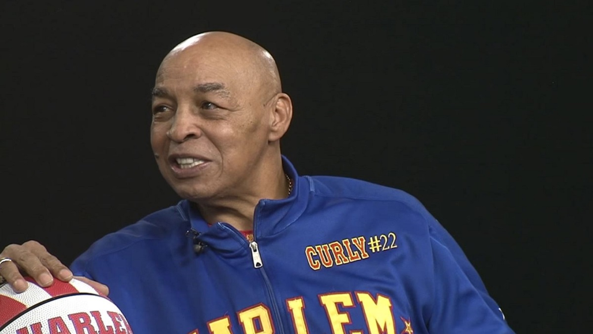 Fred 'Curly' Neal, former Harlem Globetrotters player