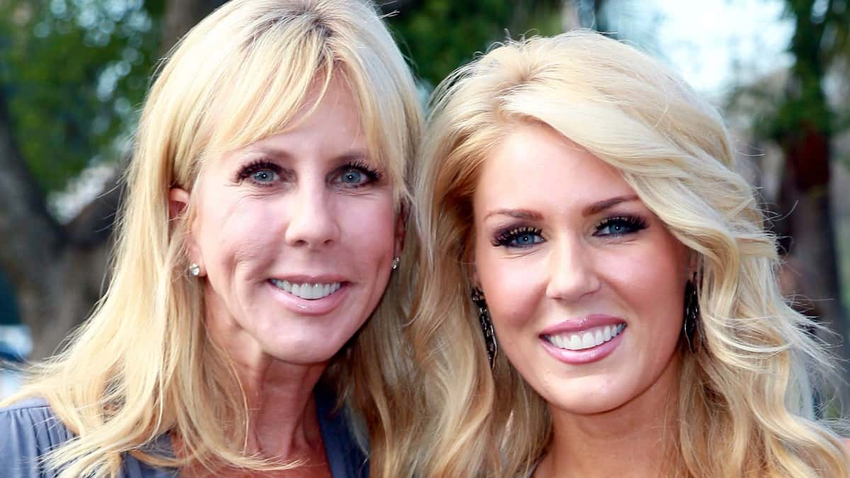Gretchen Rossi weighs in on Vicki Gunvalson exiting RHOC.