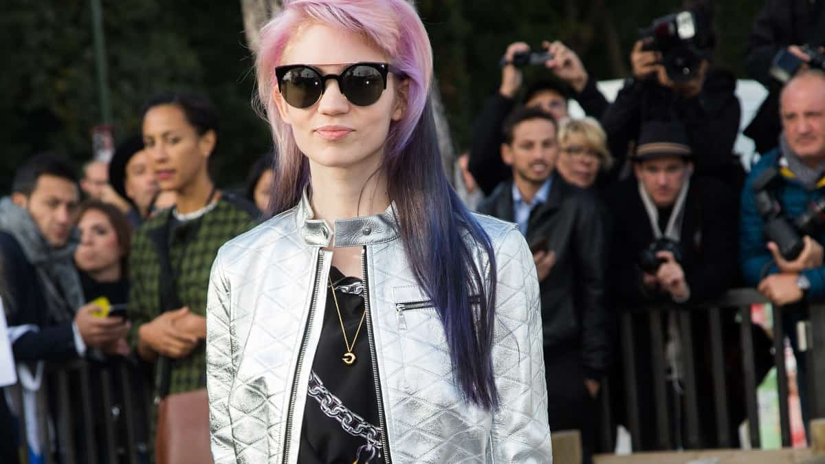 Claire Boucher, known professionally as Grimes