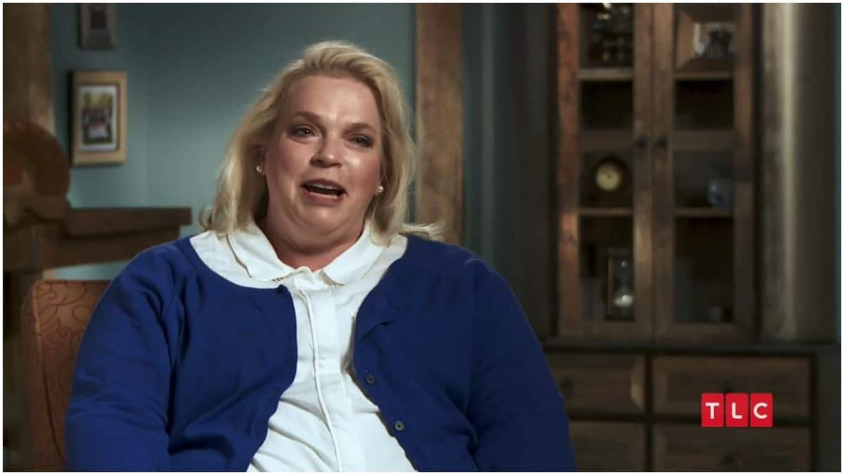 Sister Wives: Janelle Brown admits she can't back that thing up in sneak peak
