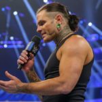 Jeff Hardy reveals he went to rehab for first time in live during WWE hiatus