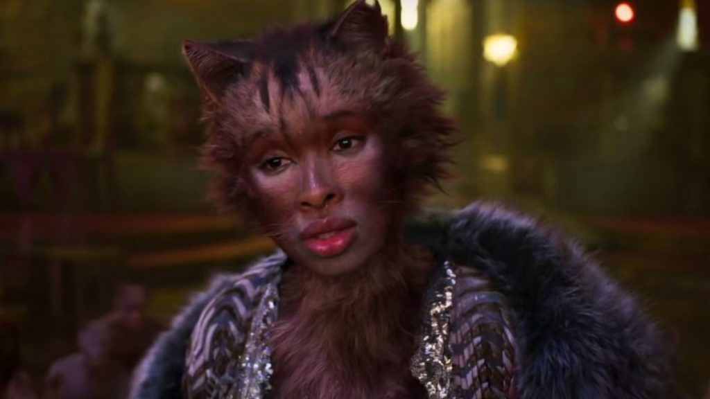 Jennifer Hudson in Cats