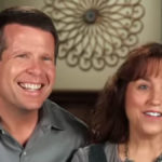 Jim Bob and Michelle Duggar in a TLC confessional