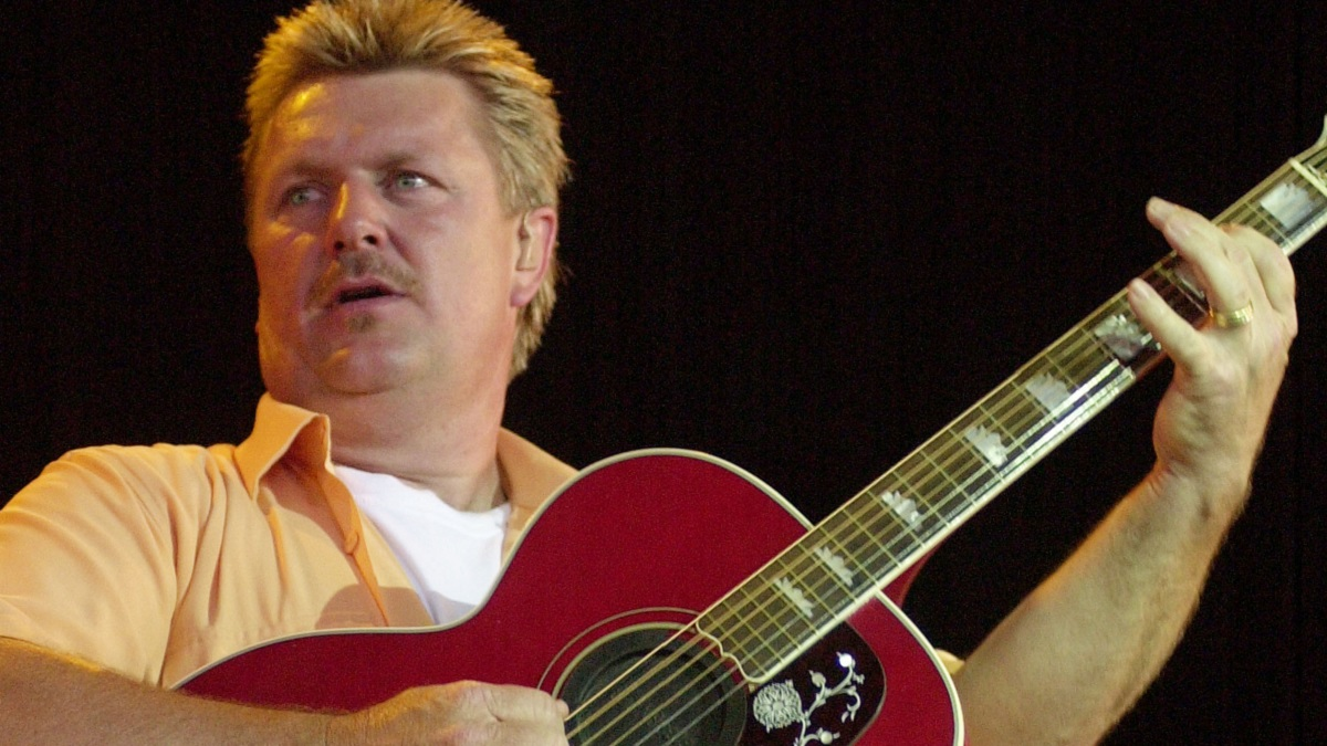 County music legend Joe Diffie