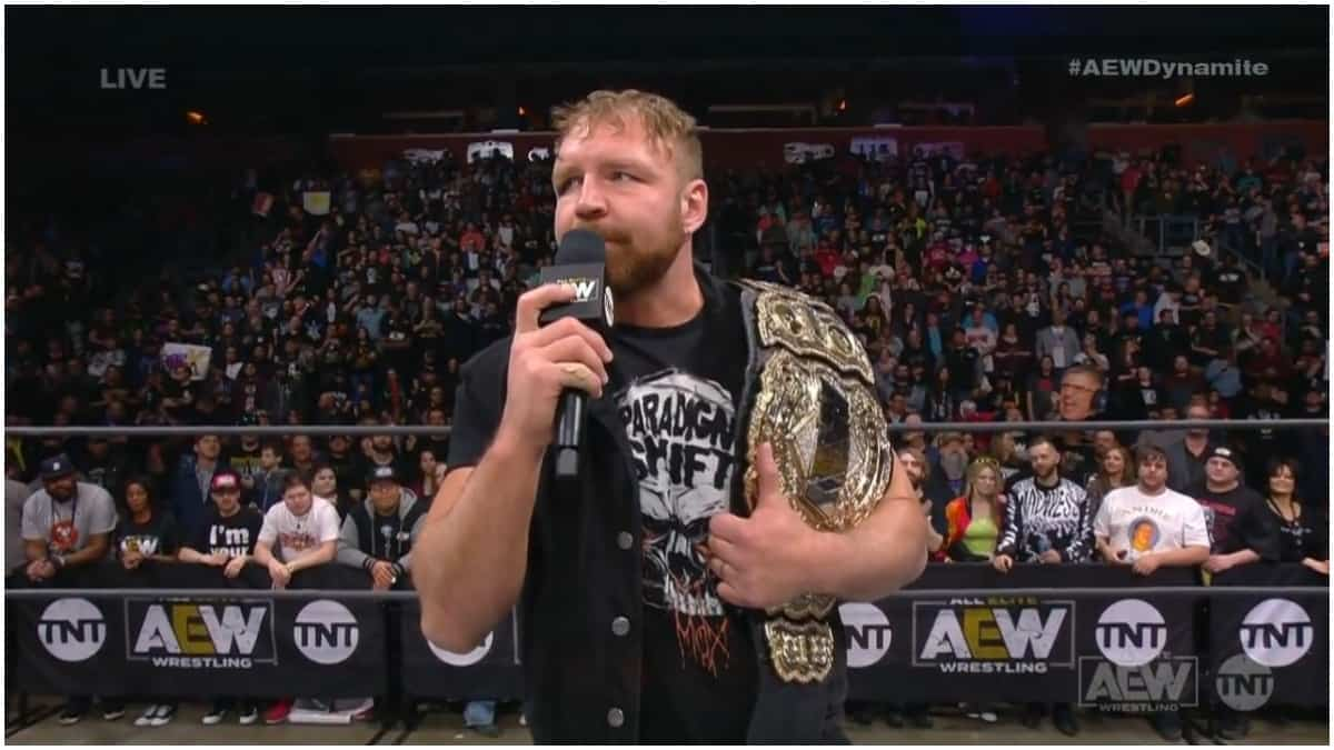 AEW Dynamite recap, review, grades: The Jon Moxley era begins in All Elite Wrestling