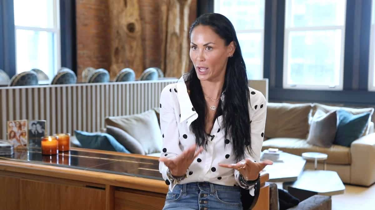 RHONY star Jules Wainstein faces drug abuse allegations.