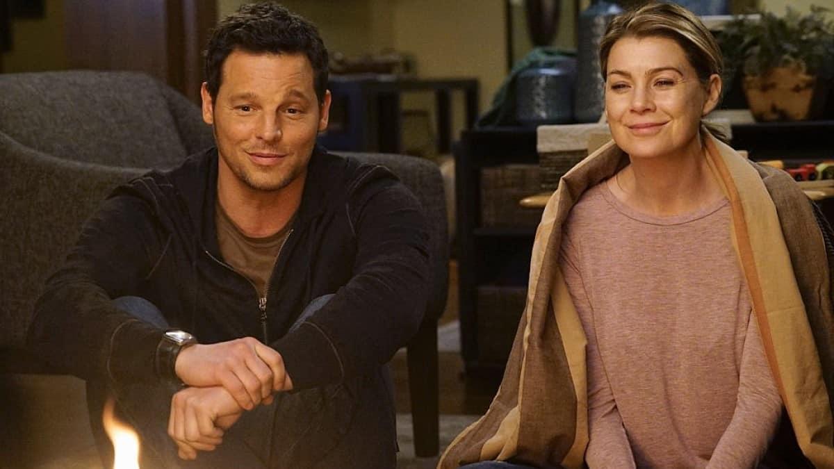 Karev and Meredith