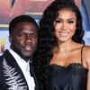 Actor and comedian Kevin Hart and wife Eniko Parrish