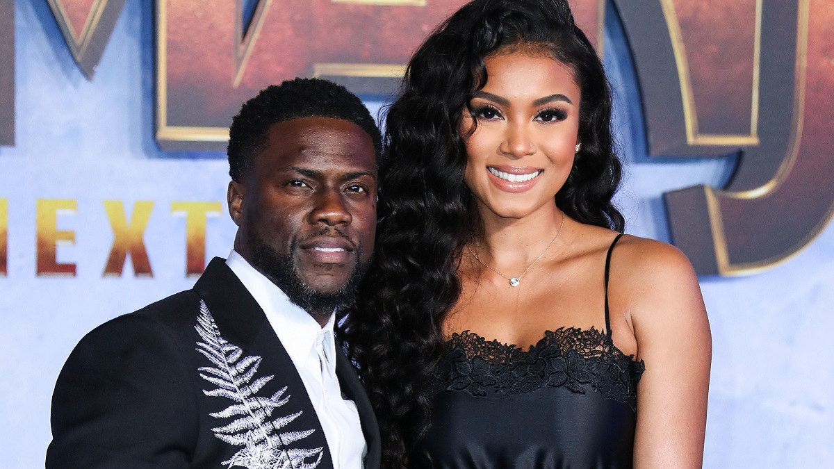 Kevin Hart and Wife Eniko Parrish Expecting Baby No. 2