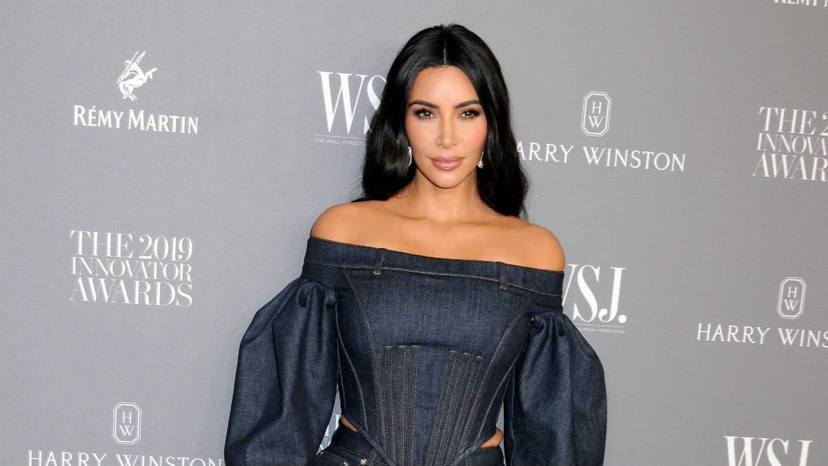Kim Kardashian shared message from book predicting coronavirus.