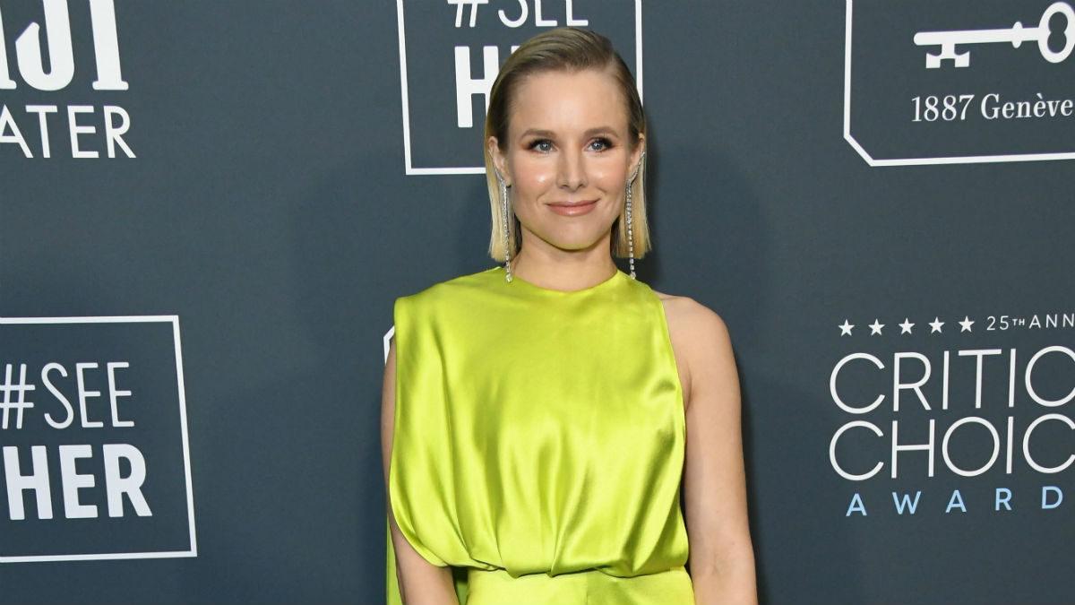 Kristen Bell and her daughters donate to charity amid coronavirus outbreak.