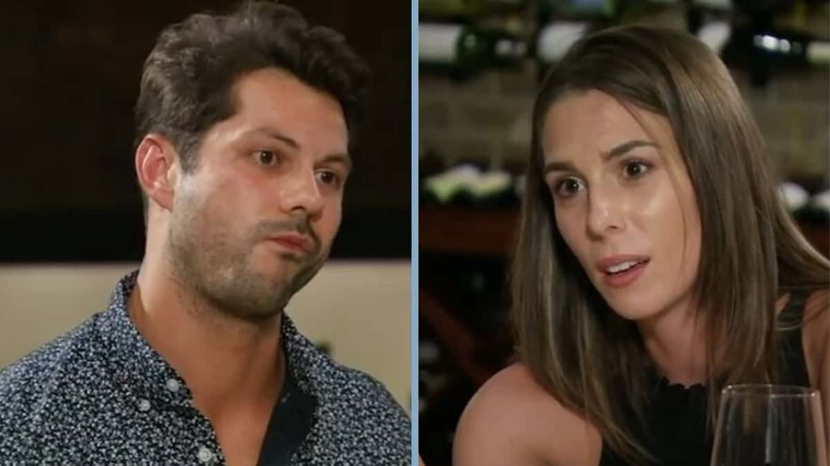 Married at First Sight: Zach and Mindy