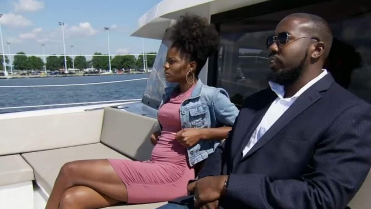 Married at First Sight: Michael and Meka