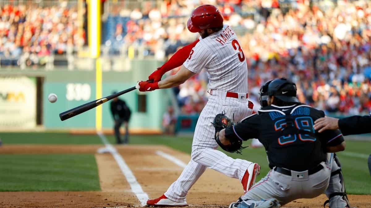 MLB Bryce Harper