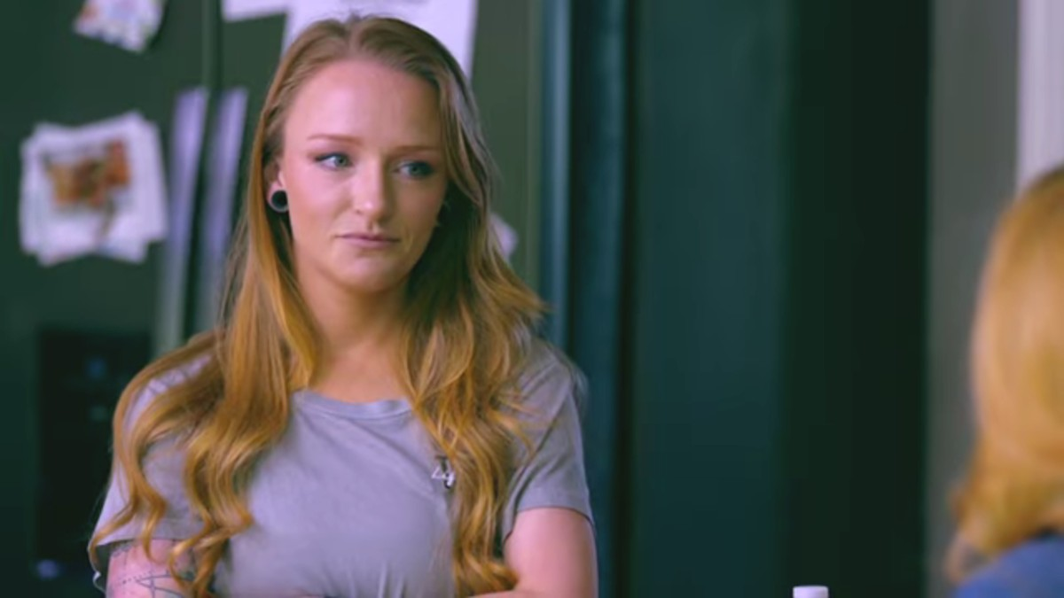 Maci Bookout from Teen Mom OG.