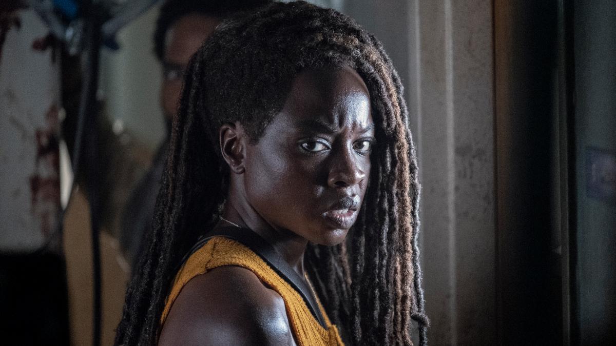 Danai Gurira stars as Michonne